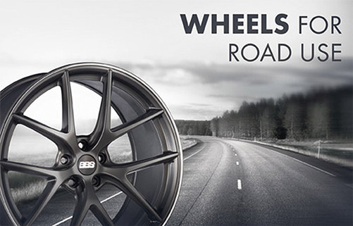 Wheels for Road Use